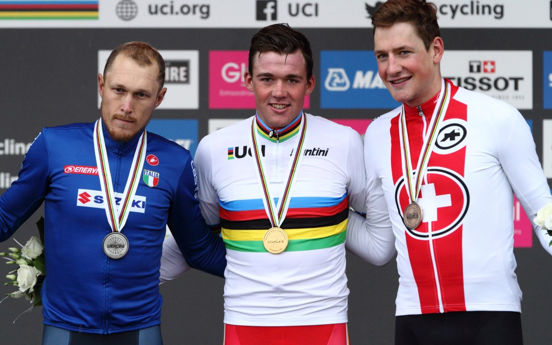 UCI 2019 Elite Men's Road Race World Championship – Podium Press Conference