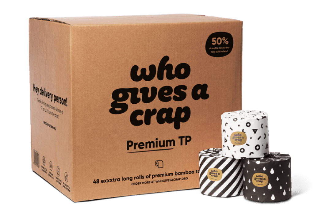 Who Gives A Crap about toilet roll? – We do! Get £5 Off