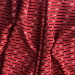 IKAT Red Black Liquorice