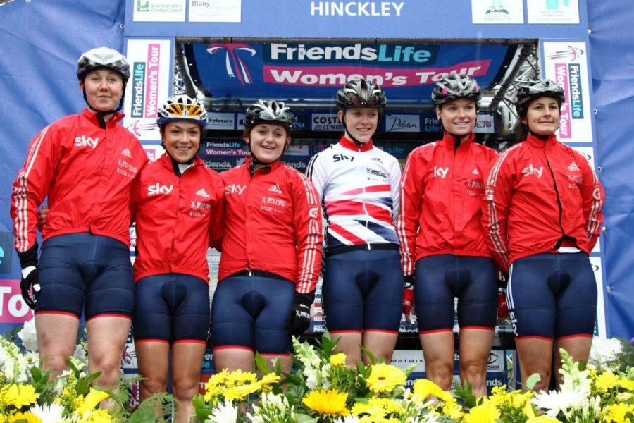 Friends Life Women's Tour 2014 | Stage Two