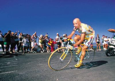 Pantani: The Accidental Death of a Cyclist Review