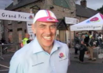 'Rapid' Rich Stoodley – The Man Behind Tickhill GP