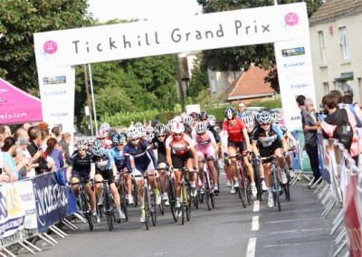 Tickhill Grand Prix Time
