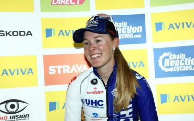 Interview – Hannah Barnes Stage 5 Winner- Womens Tour 2015
