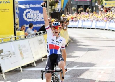 Stage Two ToB – Petr Vakoc wins Aviva Yellow Jersey