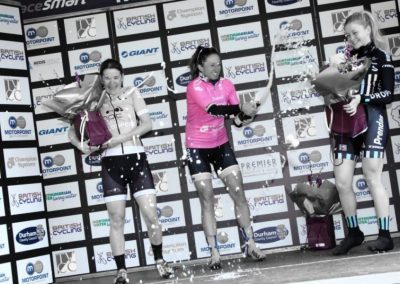 Interview with Nicola Juniper 2016 Tour of the Reservoir Winner