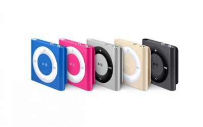 Apple iPod Shuffle Competition