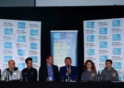 Tour de Yorkshire 2017 Pre Race Press Conference