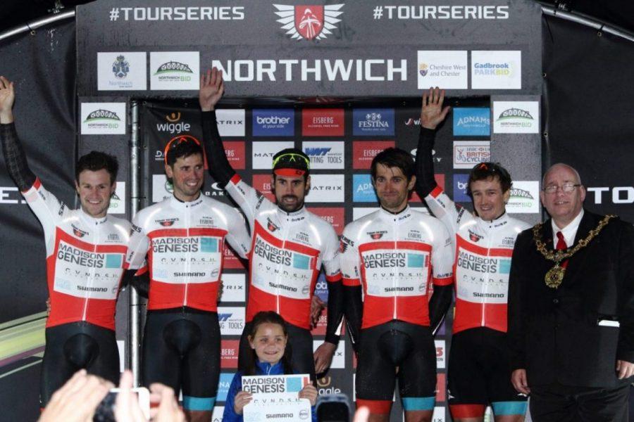 Tour Series 2017, Round 3 Northwich