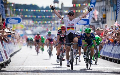 Where to catch OVO Energy Tour of Britain in Scotland