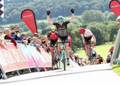 Interview – Laura Massey Ryedale GP 2017 Winner