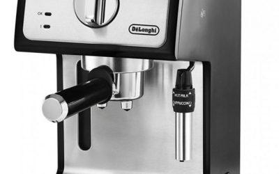 Win – DeLonghi Italian Espresso Coffee Machine