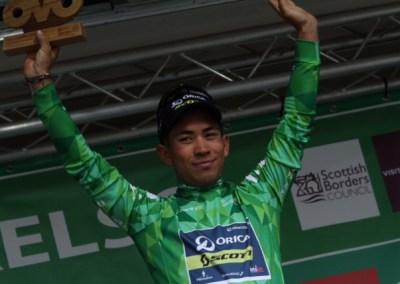 Audio Interview – Caleb Ewan – Winner Stage 1 Tour of Britain