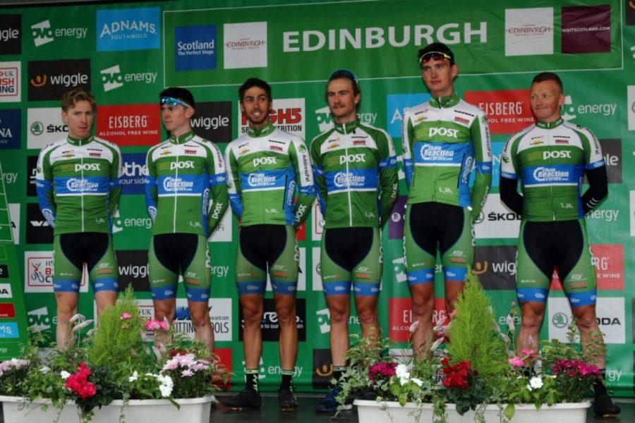 OVO Energy Tour Of Britain 2017 | Stage 1 Edinburgh to Kelso