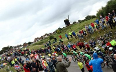 Lars Boom retains OVO Energy Green Jersey in Cheltenham