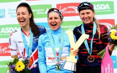 Tour Win – The Best Birthday Present – Women's Tour de Yorkshire 2018