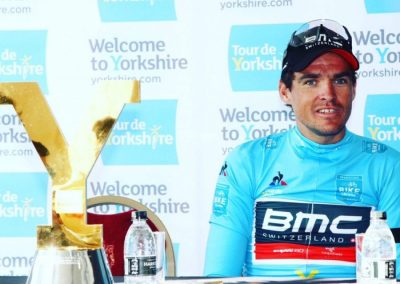 Interview – Greg Van Avermaet – 2018 Tour de Yorkshire Winner