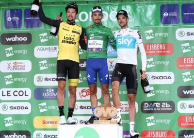 Interview – Julian Alaphilippe – Overall OVO Energy Tour of Britain Winner 2018