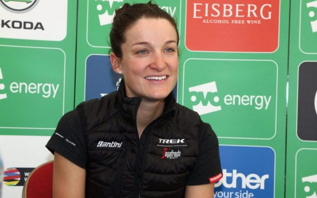 Interview – Lizzie Deignan 2019 OVO Women's Tour Winner