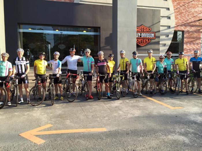 Saigon Velominati Cycling Club, Ho Chi Minh City, Vietnam