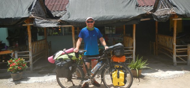Tour Cycling – my schizophrenic friend (Thailand)