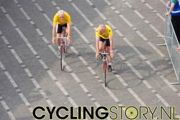 Joop Zoetemelk en Jan Janssen (foto: © Laurens Alblas / Cyclingstory.nl)