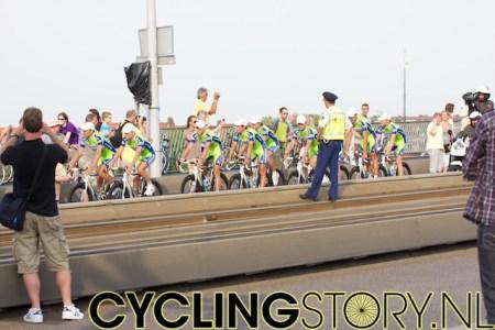 Liquigas (foto: © Laurens Alblas / Cyclingstory.nl)