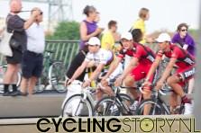 Wereldkampioen Cadel Evans van BMC (foto: © Laurens Alblas / Cyclingstory.nl)