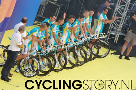 Astana (foto: © Laurens Alblas / Cyclingstory.nl)