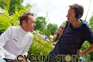 Koos Moerenhout zou wel eens voor een mega-stunt kunnen gaan zorgen. (Foto: © Laurens Alblas/Cyclingstory.nl)