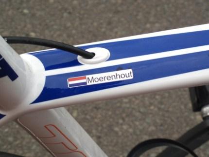 Koos Moerenhout neemt aan het eind van dit seizoen afscheid van de wielersport en werd geëerd vandaag. (foto: © Tim van Hengel/Cyclingstory.nl)