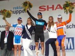 Boasson Hagen was oppermachtig in de sprint. (foto: © Tim van Hengel/Cyclingstory.nl)