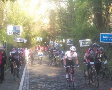 De aangezichten vertelden genoeg. (Foto: © Tim van Dijk/Cyclingstory.nl)