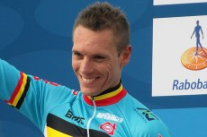 Een dolblije Philippe Gilbert. (Foto: © Tim van Hengel / cyclingstory.nl)