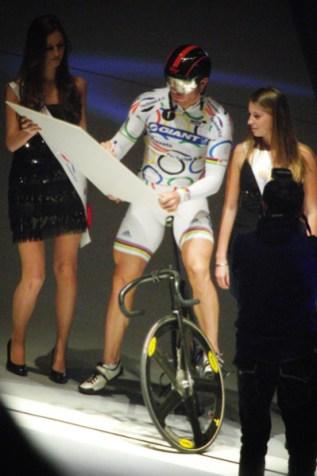 Ook Chris Hoy staat weer aan het vertrek. (foto: © Tim van Hengel/cyclingstory.nl)