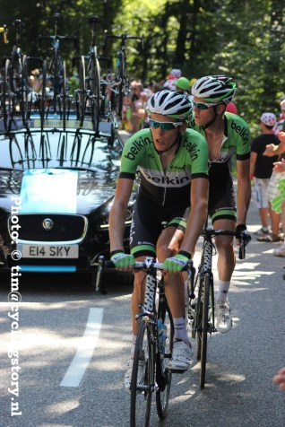 Belkin Pro Cycling Team (foto: © Tim van Hengel / cyclingstory.nl)