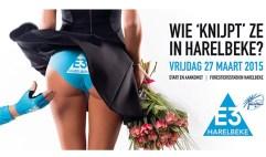 Poster E3 Harelbeke 2015