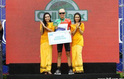 Dansk sejr i bjergkonkurrencen i Tour de Langkawi