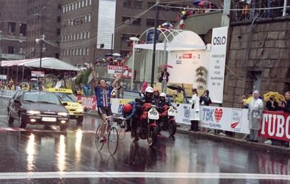 Tour of Norway afsluttes på VM ruten fra 1993