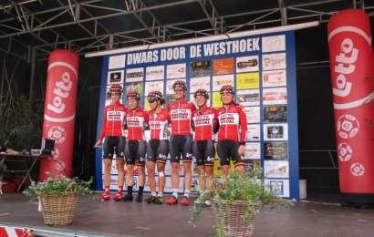 Første UCI point til Trine Schmidt