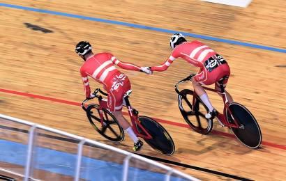 Også dansk U19 VM guld i parløb