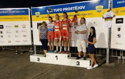 Danske sejr og tredjeplads i omnium i Tjekkiet