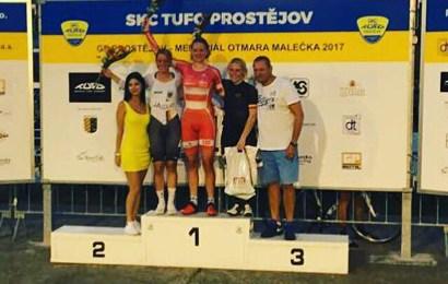 Sejr i pointløb til Trine Schmidt i Tjekkiet