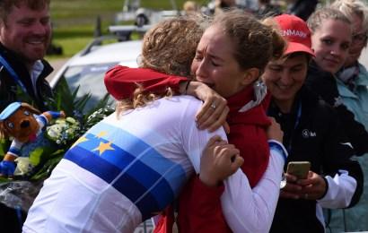 Danmark helt suveræn i EM-medaljetabellen efter tre døgn