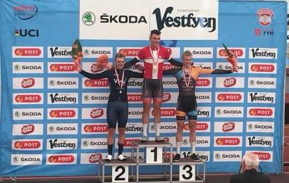 Se oversigt med dagens DM-medaljevindere i Odense