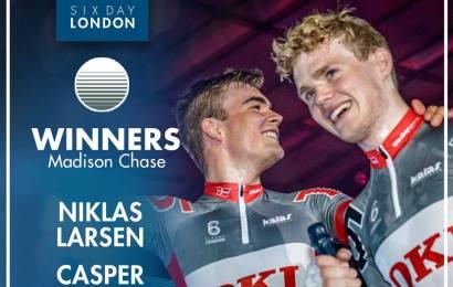 Imponerende jagtsejr til Niklas Larsen/Casper Folsach