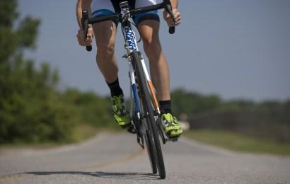 Kendte bruger cykling til at holde sig i form