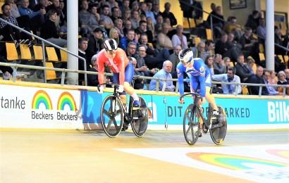 Opfølgning på torsdagens UCI sprint i Ballerup