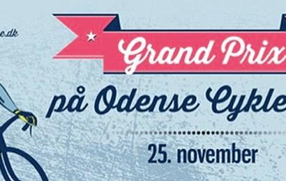 Spændende felt til det første Grand Prix Odense