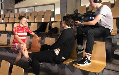 Trine Schmidt med i omnium World Cup
